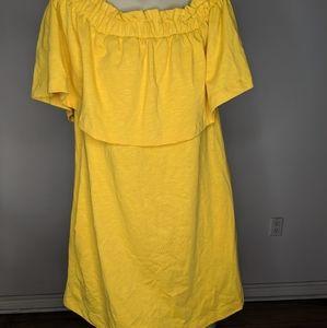 🆕H&M - yellow dress